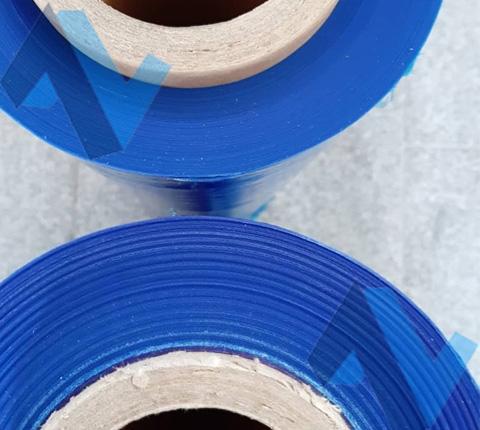 تولید فیلم استرچ در رنگهای مختلف